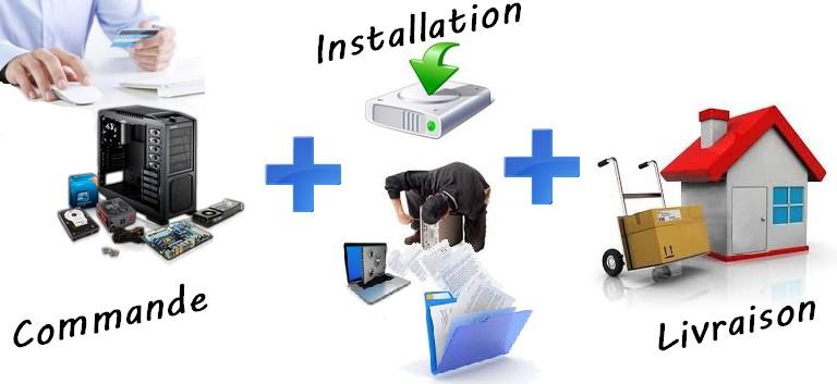 assemblage admpc dépannage informatique,internet, réseau, ordinateur